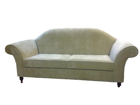 Sofá clásico de diseño