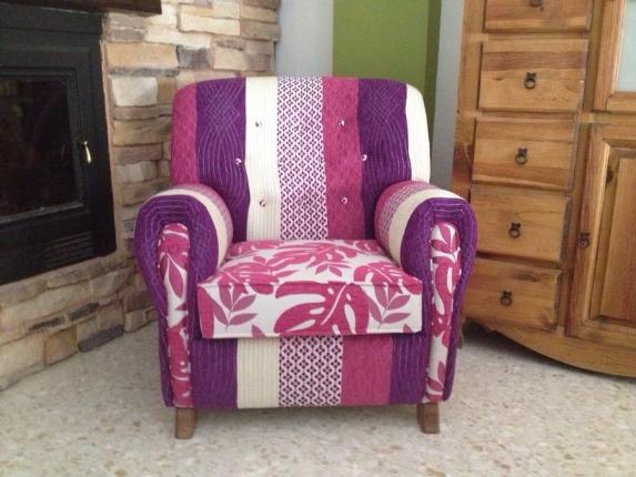 Retauración sillón clásico